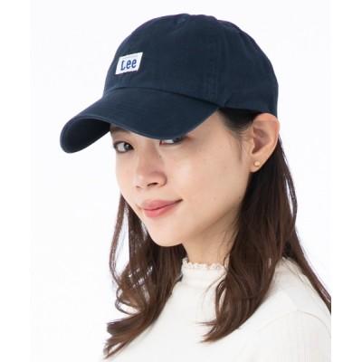 帽子屋ONSPOTZ / リー キャップ COTTON TWILL Lee WOMEN 帽子 > キャップ