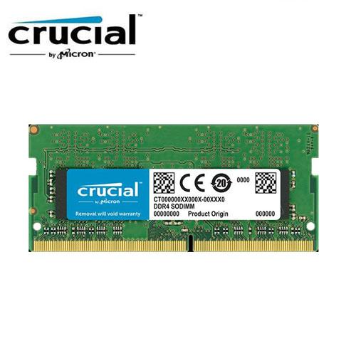Micron Crucial NB-DDR4 3200/ 8G 筆記型RAM(原生)