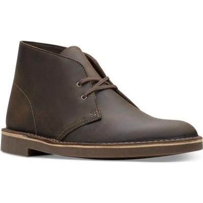 クラークス Clarks メンズ ブーツ チャッカブーツ シューズ・靴 Bushacre 2 Chukka Boots Beeswax