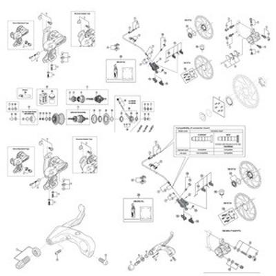 シマノ(サイクル) 自転車用品 EPDT400WR SPDペダル ホワイト レクリエーション向け(CLOCK R)