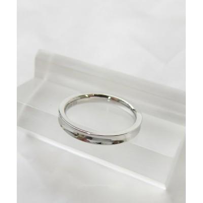 指輪 【vie】ステンレスリング/医療用器具にも使われる最高級ステンレス316L使用(金属アレルギーフリー)