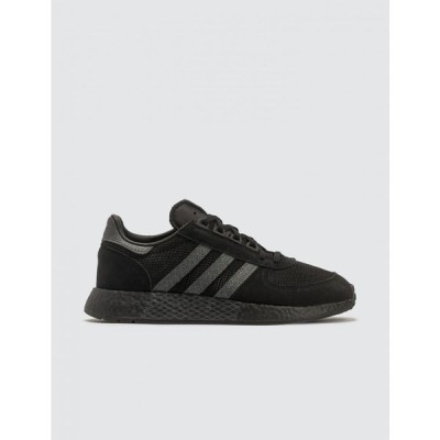 アディダス Adidas Originals メンズ スニーカー シューズ・靴 Marathon Tech Core Black/Solid Grey/Silver Metallic