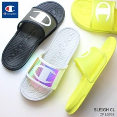 チャンピオン サンダル Champion SLEIGH CL CP LS058 スポーツサンダル シャワーサンダル ビーチサンダル