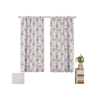 2020 Gardome Home Decoration Thermal Insulated Curtains Balloon,Inspiration