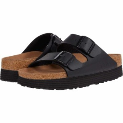 ビルケンシュトック Birkenstock レディース サンダル・ミュール シューズ・靴 Arizona Platform Vegan by Papillio