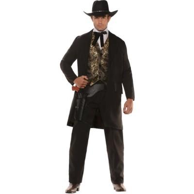 西洋 衣装、コスチューム 大人男性用 GAMBLER ADULT