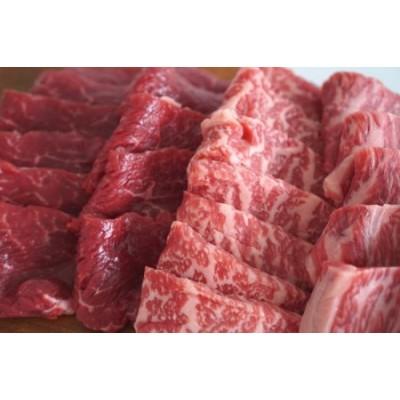 【B-52】(佐賀県産しろいし牛)牧場直送 希少部位盛り合わせ焼肉セット 420g