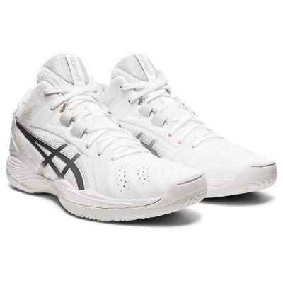 asics(アシックス) バスケットボール シューズ GELHOOP V13 (NARROW) LIGHT WEIGHT(軽量性) 1063A034-100 メンズ・ユニセックス (幅狭E)