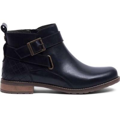 バブアー Barbour レディース ブーツ シューズ・靴 B.Li Jane Ankle Bt Ld00 Black