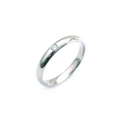 結婚指輪 マリッジリング ペアリング4月誕生石 ダイヤモンド【今だけ代引手数料無料】