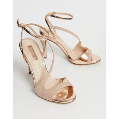 オフィス レディース サンダル シューズ OFFICE highflyer heeled sandals