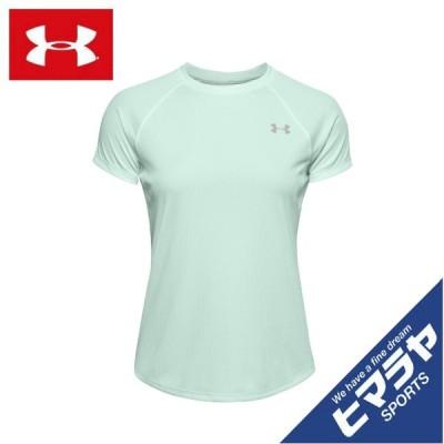 アンダーアーマー ランニングウェア Tシャツ 半袖 レディース UAスピードストライド ショートスリーブ 1326462-403 UNDER ARMOUR run
