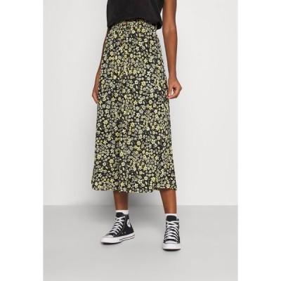オンリー スカート レディース ボトムス ONLPELLA SKIRT - A-line skirt - mimosa