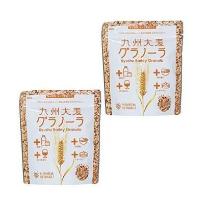 西田精麦 九州大麦グラノーラ 200g ×2個