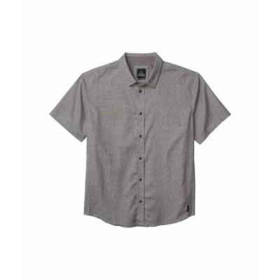 プラーナ メンズ シャツ トップス Grixson Shirt Gravel