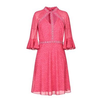 MARCIANO ミニワンピース&ドレス フューシャ 38 ポリエステル 100% ミニワンピース&ドレス