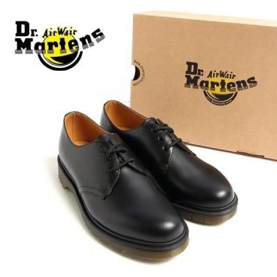 メンズ/Dr.Martens/ドクターマーチン/CORE 1461 PW/3ホールシューズ/品番:10078001