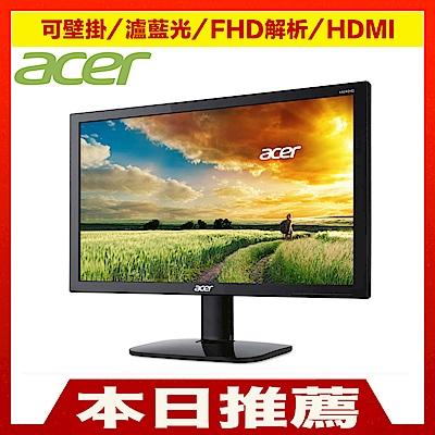 Acer KA220HQ bi 22型護眼不閃屏電腦螢幕 HDMI