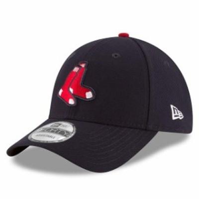 New Era ニュー エラ スポーツ用品  New Era Boston Red Sox Navy League Logo 9FORTY Adjustable Hat