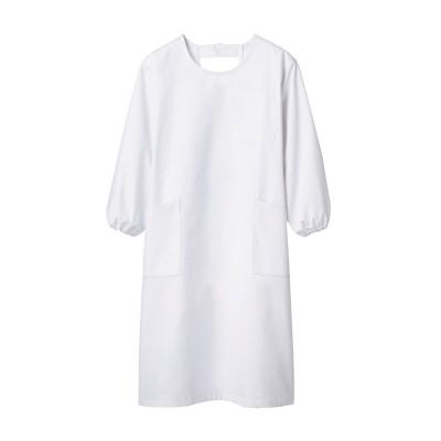 MONTBLANC 74-401 予防衣(長袖)(男女兼用) ナースウェア・白衣・介護ウェア