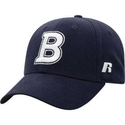 メンズ スポーツリーグ アメリカ大学スポーツ Men's Russell Athletic Navy Butler Bulldogs Endless Adjustable Hat - OSFA 帽子