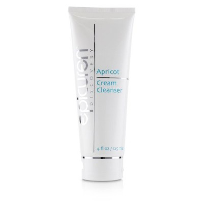 エピキュレン 洗顔フォーム Epicuren 洗顔料 アプリコット クリーム クレンザー For ドライ & ノーマル スキン タイプ 125ml