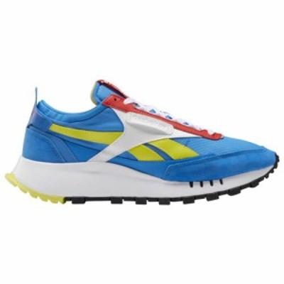 (取寄)リーボック メンズ シューズ クラシック レガシー Reebok Men's Shoes Classic Legacy  Blue Blue Red