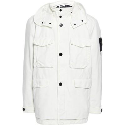 ストーンアイランド STONE ISLAND メンズ ジャケット アウター jacket Ivory