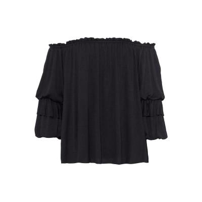 BAILEY 44 T シャツ ブラック XS レーヨン 95% / ポリウレタン 5% T シャツ