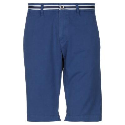 メイソンズ MASON'S バミューダパンツ ブルー 46 コットン 100% バミューダパンツ