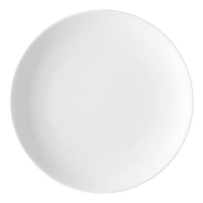 中華食器 中皿 / シルキー 7吋メタ皿 寸法:17.8 x 2cm