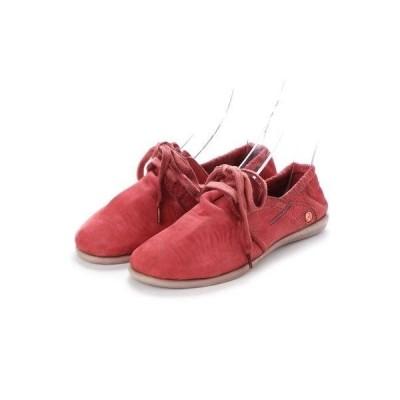ヨーロッパコンフォートシューズ EU Comfort Shoes Softinos スニーカー(900.276) (レッド)