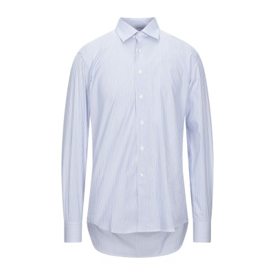 ランバン LANVIN シャツ ホワイト 39 コットン 100% シャツ
