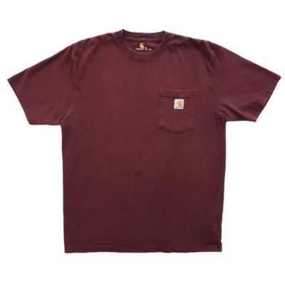 CARHART カーハート ポケットTシャツ サイズ表記:M