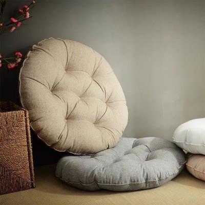 クッション カフェ座布団 2021新作 丸クッション 北欧 デザイン かわいい シンプル オフィス 椅子 おしゃれ