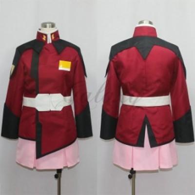 機動戦士ガンダムSEED DESTINY ルナマリア・ホーク 軍服 コスプレ衣装 cc1880