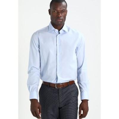 トミー ヒルフィガー メンズ シャツ トップス FITTED - Formal shirt - blue blue