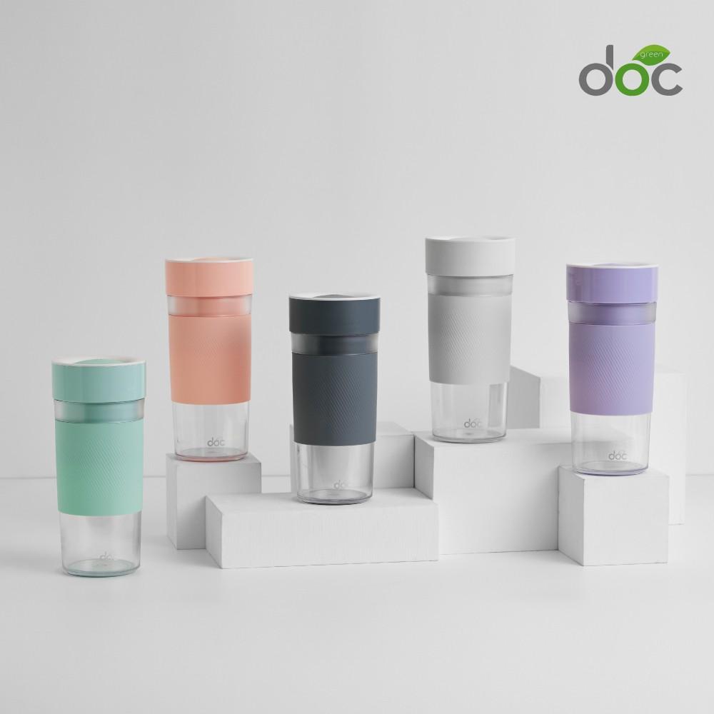 DOC Green 隨身果汁輕享杯/隨行果汁機,可加購專屬蓋子(3D刀頭,可打冰沙)(果汁隨行杯)