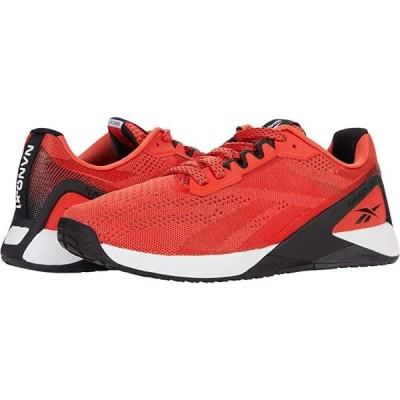 リーボック Nano X1 メンズ スニーカー 靴 シューズ Dynamic Red/White/Black