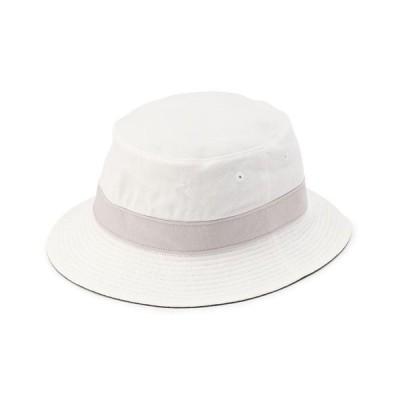 【RAWLIFE】LACOSTE/ラコステ/reversible safari hat/リバーシブルサファリハット