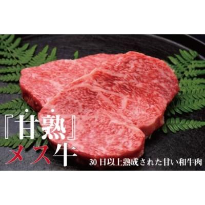 飛騨の牧場で育った熟成飛騨牛『山勇牛』リブ芯ロースステーキ200g×3[J0006]