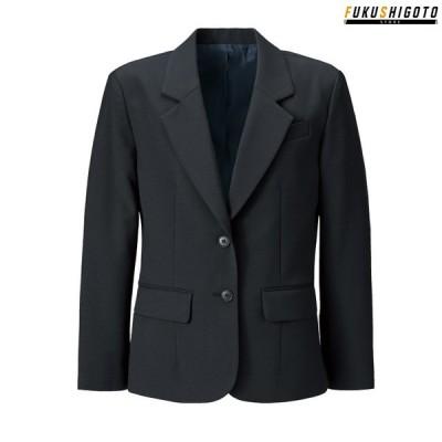 XEBEC 16018 レディーズジャケット 7-19号 【オフィスウェア スーツ ジーベック アウター】