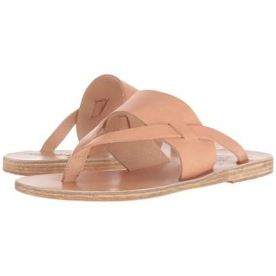 エンシェント グリーク サンダルズ Ancient Greek Sandals レディース サンダル・ミュール シューズ・靴 Zenobia Natural