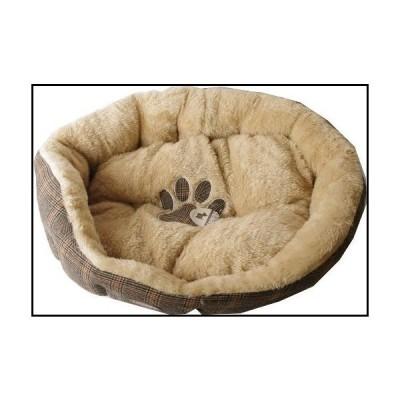 【新品】Pet Brands Tweedy Sofa Dog Bed, Large