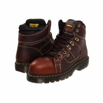 ドクターマーチン Dr. Martens Work メンズ ブーツ シューズ・靴 Ironbridge - Internal MetGuard Teak Industrial Trailblazer