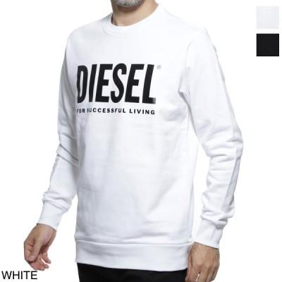 ディーゼル DIESEL スウェット S-GIR-DIVISION-LOGO メンズ s-gir-division-logo-00swfh-0bawt-100