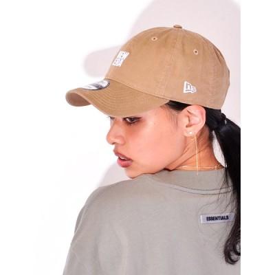 NEW ERA ニューエラ キャップ レディース メンズ カジュアル 9THIRTY 帽子 ベースボール パネル 12653787