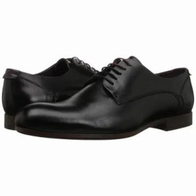 テッドベーカー 革靴・ビジネスシューズ Avionn Black Leather