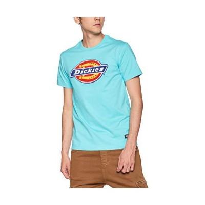 ディッキーズ Dickiesロゴサガラ刺繍S/S-Tシャツ 182U30WD01 メンズ DK004376 ブルー 日本 L (日本サイズL