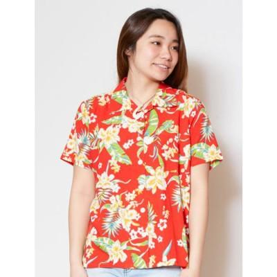 【Kahiko】トロピカルプリントアロハシャツ その他6